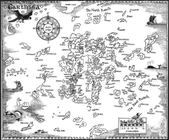mapa terramar